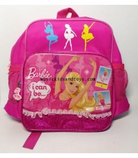 Barbie Back Pack size 11 inches