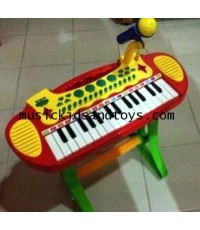 Music Piano : Electronic Keyboard with Microphone