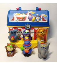 Fisher Price : Little People On The Go Circus