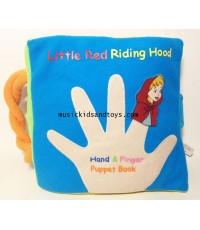 Little Red Riding Hood (Finger  Hand Puppet Cloth Book Collection)