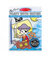 Melissa and Doug : My First Paint with Water Set - Blue
