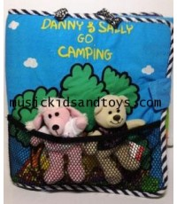Danny and Sally Go Camping ANNY AND SALLY GO CAMPING