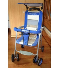 See Baby Stroller - blue