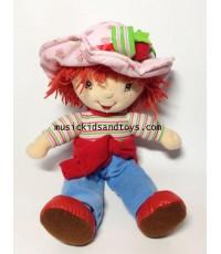 Kellytoy : Classic Strawberry Shortcake Plush Doll - 12 inch
