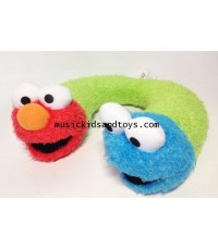 Sesame Street : Nap Buddy - Elmo and Cookie Monster