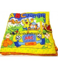 SoftPlay : ABC Jungle Animal Activity Playmat