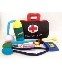 Medical Kit Soft Play Set