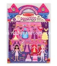 Melissa and Doug : Puffy Stickers Play Set - Princess