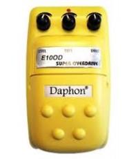 Super Overdrive Guitar Bass Effect Pedal Daphon E10OD