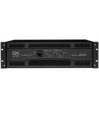 QSC RMX5050 2 channels 1100watts/ch at 8Ω 1800watts/ch at 4Ω
