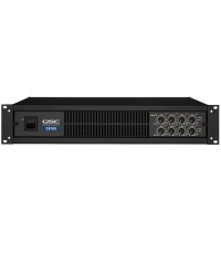 QSC CX168 8 channels, 90 watts/ch at 8Ω, 130 watts/ch at 4Ω