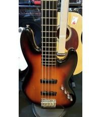 Squier fender jazz bass มือสอง สภาพดี