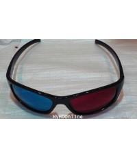 แว่น 3 มิติ 1 ชิ้น ( ฟ้า-แดง)