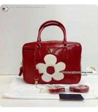 กระเป๋าแบรนด์ PRADA FLOWER BAG LIMITED EDITION