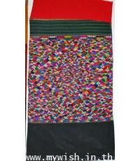 ผ้าซิ่นไทลื้อ เมืองคอบ ลาว 01