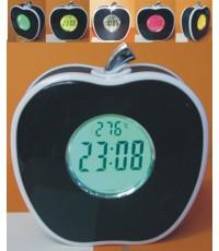 นาฬิกาดิจิตอลรูปแอปเปิ้ลพูดได้