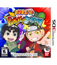 3DS: Naruto Powerful Shippuden [US]