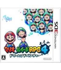 3DS: Mario  Luigi RPG 4: Dream Adventure [JP]