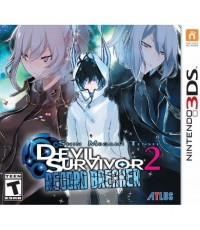 3DS:  Shin Megami Tensei: Devil Survivor 2 Record Breaker [US][Free Music CD]