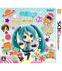 3DS: Hatsune Miku: Project Mirai Deluxe [JP]