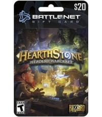PC: Battle Net Prepaid Card 20$