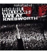 Concert Robbie Williams (What We Did Last Summer)  DVD 1 แผ่น พาก