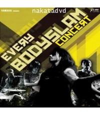 Concert Bodyslam (Every Bodyslam)  DVD 2 แผ่น พากย์ไทย