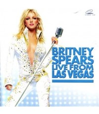 Concert Britney Spears Live From Las Vegas (2001)  DVD 1 แผ่น พากย์ English