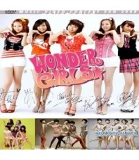 Concert Wonder Girls Mix MV  Mini Concert  DVD 1 แผ่น พากย์ Korean