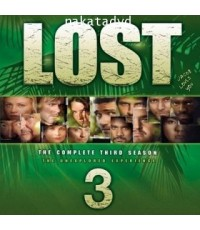 Lost Season 3 (อสุรกายดงดิบ ปี 3)  DVD 7 แผ่น พากย์English