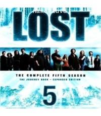 Lost Season 5 (อสุรกายดงดิบ ปี 5)  DVD 5 แผ่น พากย์English