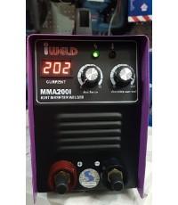 ตู้เชื่อมไฟฟ้า MMA 200i