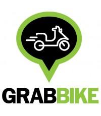 บริการส่งสินค้าด่วน Grab Bike