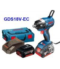 บล๊อกไร้สาย1/2 GDS18 V-EC BOSCH