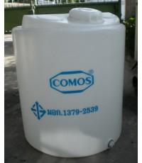 ถังน้ำ PE 200 ลิตร Comos  มอก.