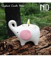 ช้างเชิงเทียน - Pink 1