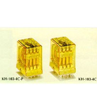 KH-103 series Miniature Power Relay แบบ 1C(10A),2C(5A),3C(5A)และ4C(3A)