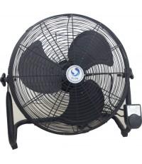พัดลม 20 แหงน ยี่ห้อ FLOW ผลิตขึ้นโดยใช้วัสดุคุณภาพสูง