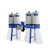 DUST CYCLONE WITH AUTO CLEAN CANISTER SYSTEM 7-1/2HP-10 HP-UB-807ECK