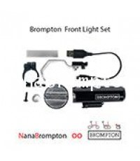 Front Light Brompton Volt 400