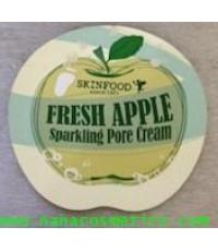 Tester Skinfood Fresh Apple Sparkling Pore Cream