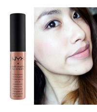 NYX Soft Matte Lip Cream SMLC09 Abu Dhabi