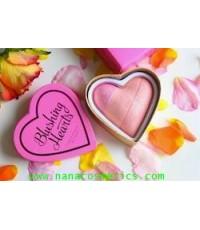 MAKEUP REVOLUTION Blushing Hearts Triple Baked Blushes