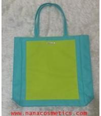 กระเป๋าสะพายคลีนิค สีเขียวฟ้าสดใส