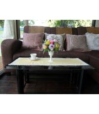 ผ้าปูโต๊ะกลางโซฟา
