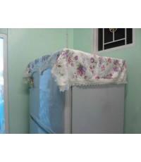 ผ้าคลุมตู้เย็นสไตล์หลุยส์วินเทจ