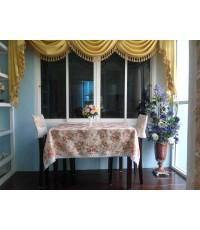 ผ้าปูโต๊ะอาหารสไตล์หลุยส์วินเทจ