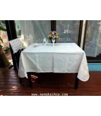 ผ้าปูโต๊ะอาหารสไตล์หลุยส์