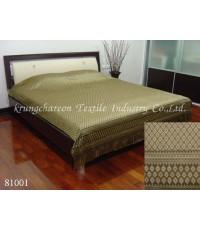 ผ้าคลุมเตียงลายจีน
