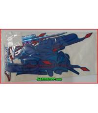 สติกเกอร์ YAMAHA-MIO 110 cc. ตัวเก่า สีน้ำเงิน ปี 2006